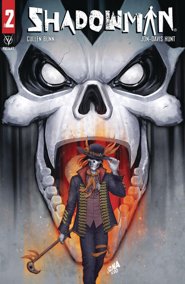Shadowman #2 (100 Copy Nakayama Cover)