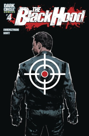 The Black Hood #4 (Smallwood Cover)