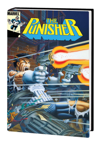 The Punisher: Back to War (Omnibus Variant)