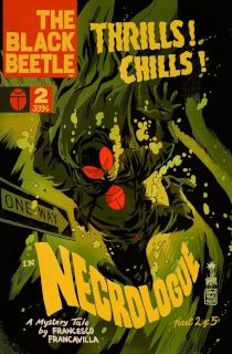 The Black Beetle: Necrologue #2