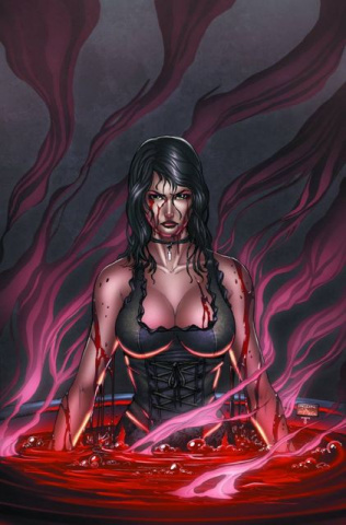 Grimm Fairy Tales: Myths & Legends #20 (Goh Cover)