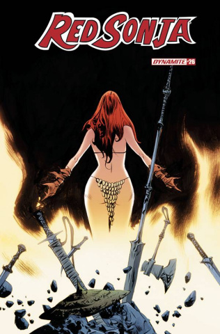 Red Sonja #26 (Lee Cover)