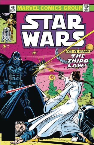 Star Wars: Vader vs. Leia #1 (True Believers)