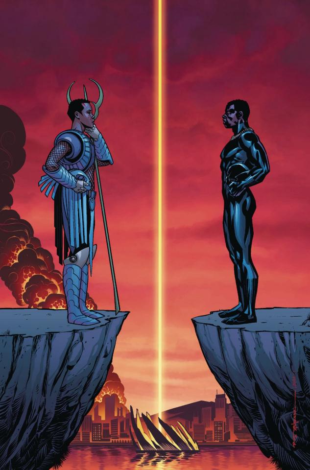Black Panther #12