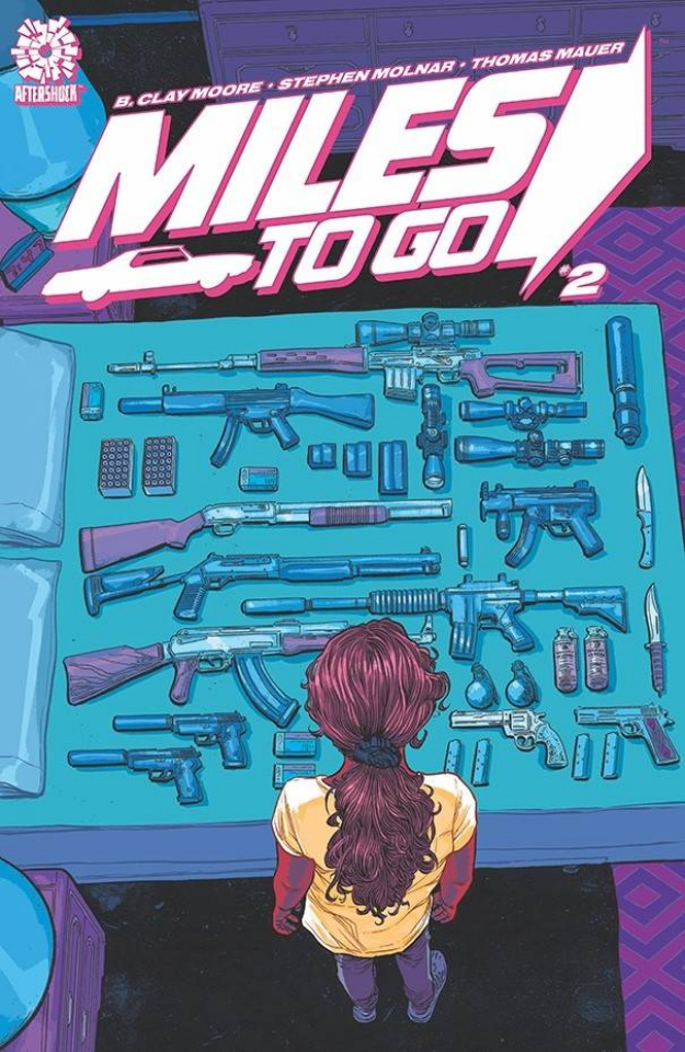 Miles to Go #2 (10 Copy Cover)