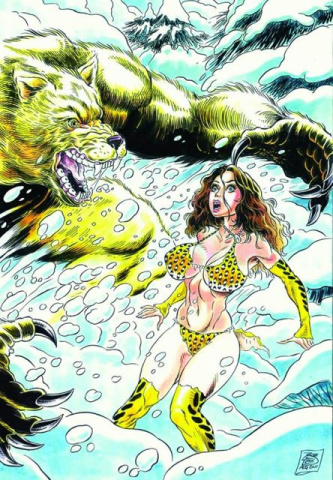 Cavewoman: Feeding Grounds #1