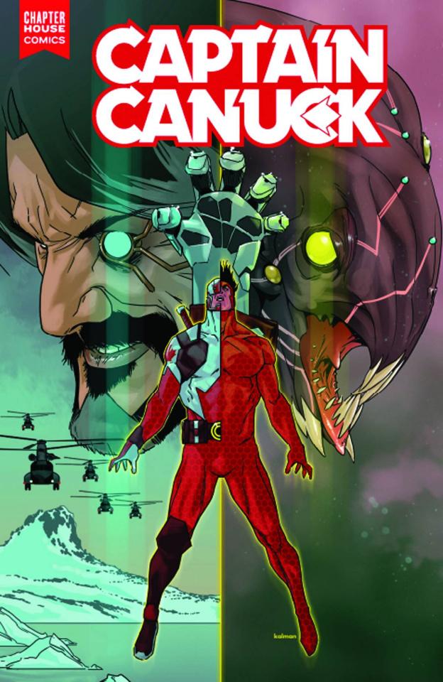 Captain Canuck #3