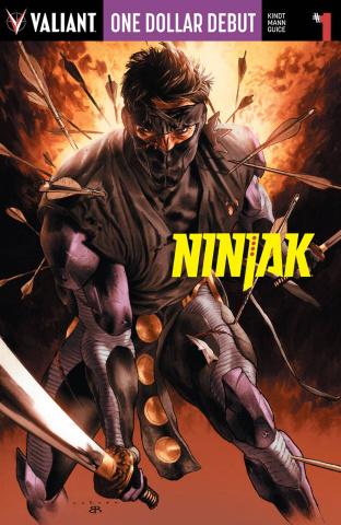 Ninjak #1 (One Dollar Debut)