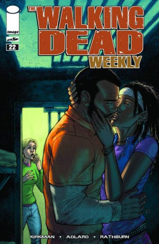 The Walking Dead Weekly #22