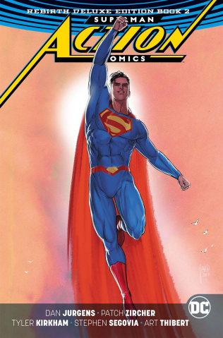 Action Comics: Rebirth Book 2