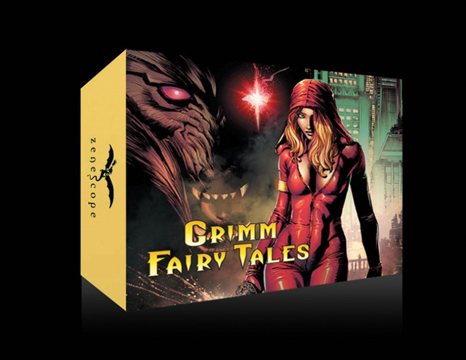 Grimm Box Set