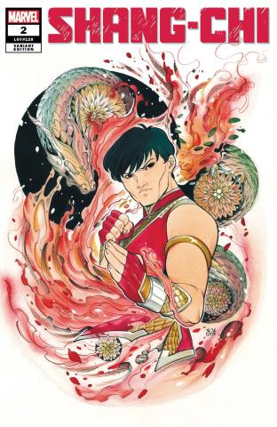 Shang-Chi #2 (Momoko Cover)