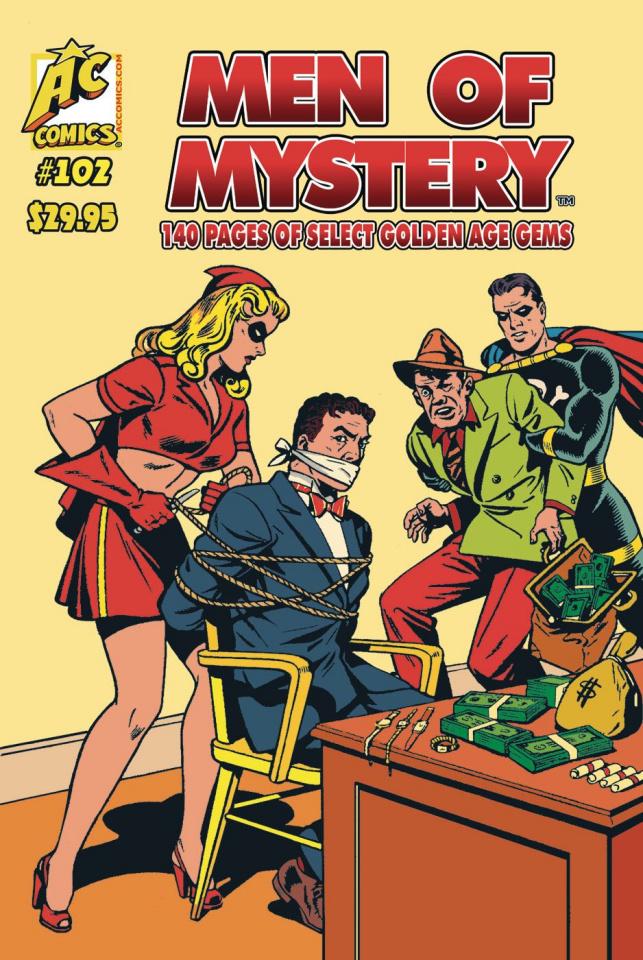 Men of Mystery #102