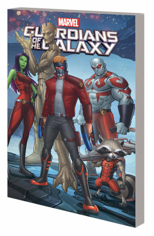 Marvel Universe: Guardians of the Galaxy Vol. 3 (Digest)