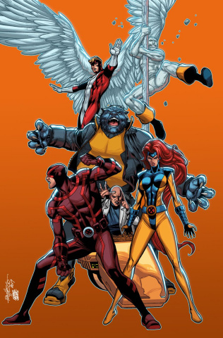 House of X #1 (Pacheco Virgin Cover)