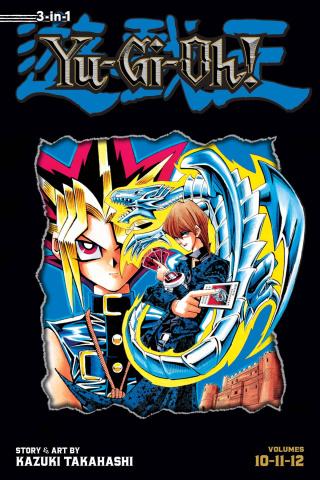Yu-Gi-Oh! Vol. 4 (3-in-1 Edition)