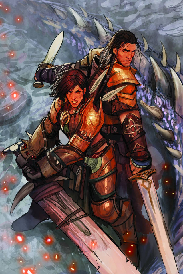 Pathfinder: Origins #1 (Rare Sejic Virgin Art Cover)