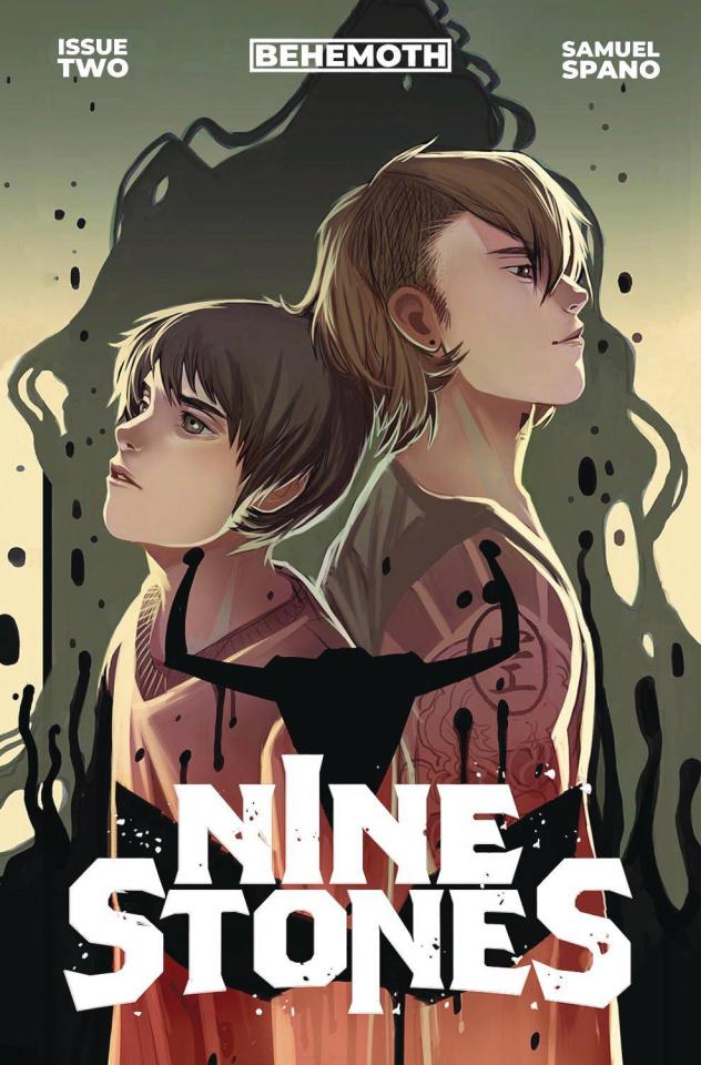 Nine Stones #2 (Spano Cover)