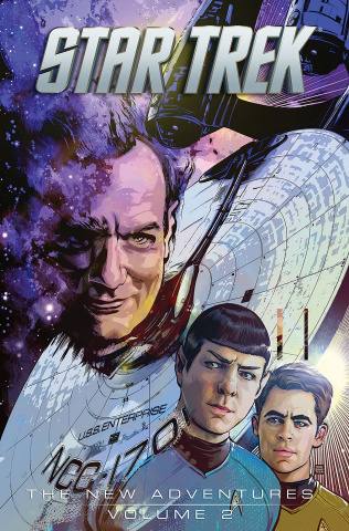 Star Trek: The New Adventures Vol. 4
