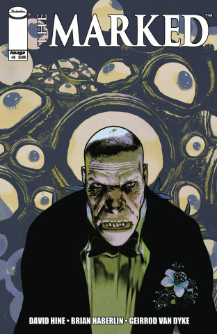 The Marked #6 (Haberlin & Van Dyke Cover)