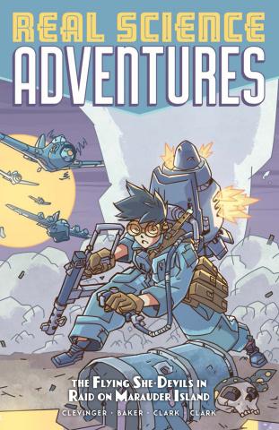 Atomic Robo: Real Science Adventures Vol. 2