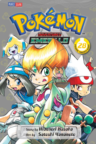 Pokemon Adventures Vol. 28