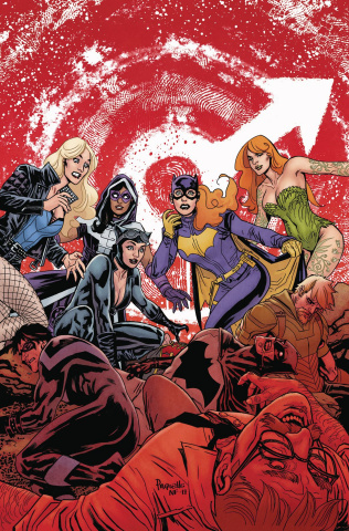 Batgirl and The Birds of Prey #15