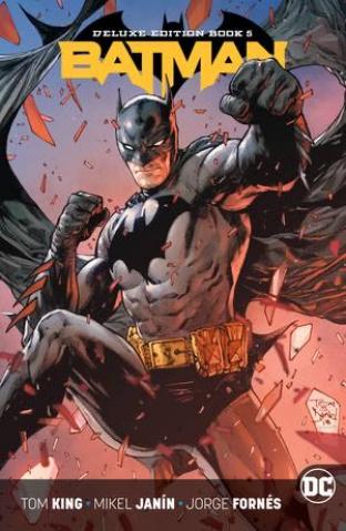 Batman Book 5 (Deluxe Edition Collection)