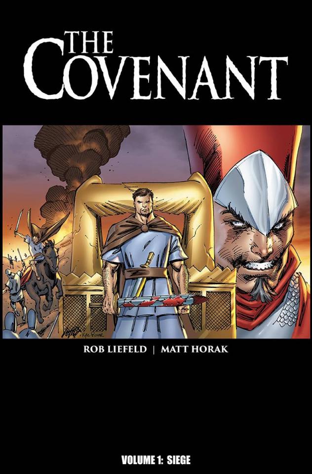 The Covenant Vol. 1: Siege