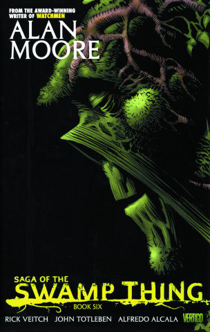 The Saga of the Swamp Thing Book 6