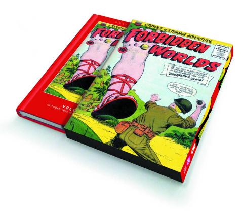 Forbidden Worlds Vol. 8 (Slipcase Edition)