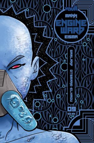Engineward #9 (Eisma Cover)