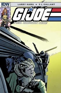 G.I. Joe: A Real American Hero #213 (Subscription Cover)