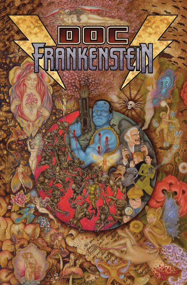 Doc Frankenstein: Post-Modern Prometheus