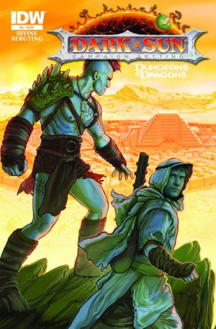 Dungeons & Dragons: Dark Sun #5