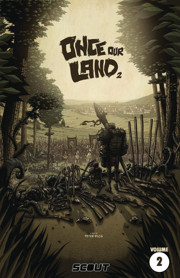 Once Our Land Vol. 2