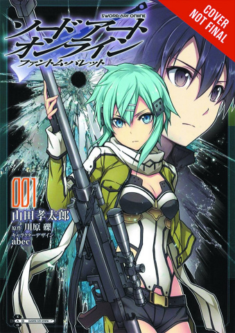 Sword Art Online: Phantom Bullet Vol. 1