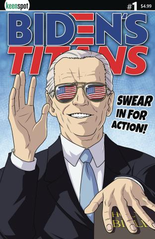 Biden's Titans #1 (Remulac Cover)