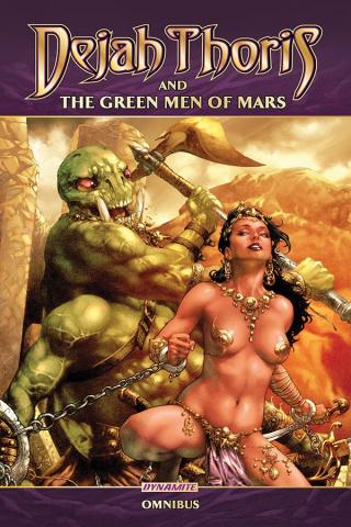 Dejah Thoris & The Green Men of Mars (Omnibus)