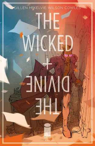 The Wicked + The Divine #6 (Lafuente Cover)