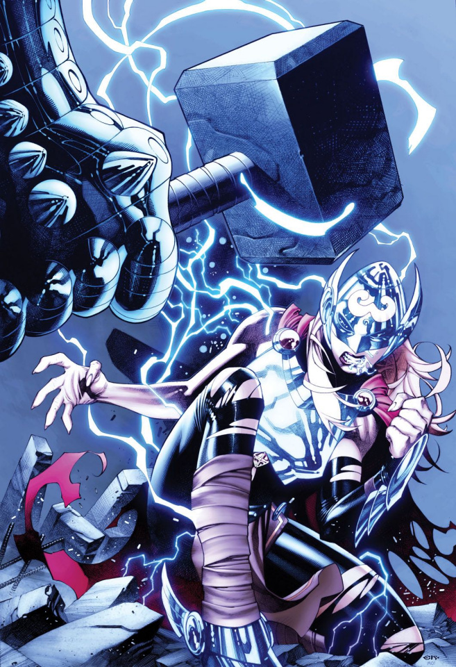 The New Mutants: Dead Souls #1 (Stevens Mighty Thor Cover)