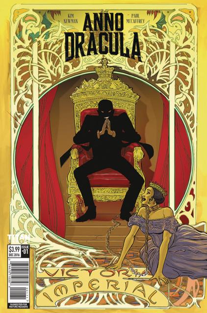 Anno Dracula #1 (Collins Cover)