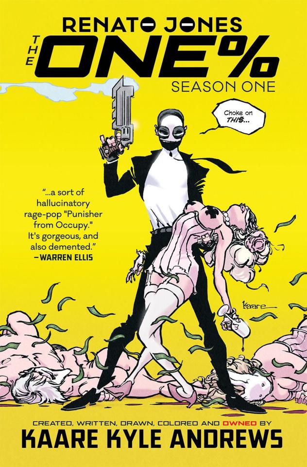 Renato Jones: The One Percent Season 1