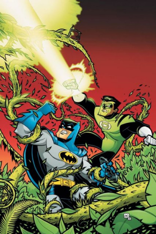 Batman: The Brave and the Bold Emerald Knight