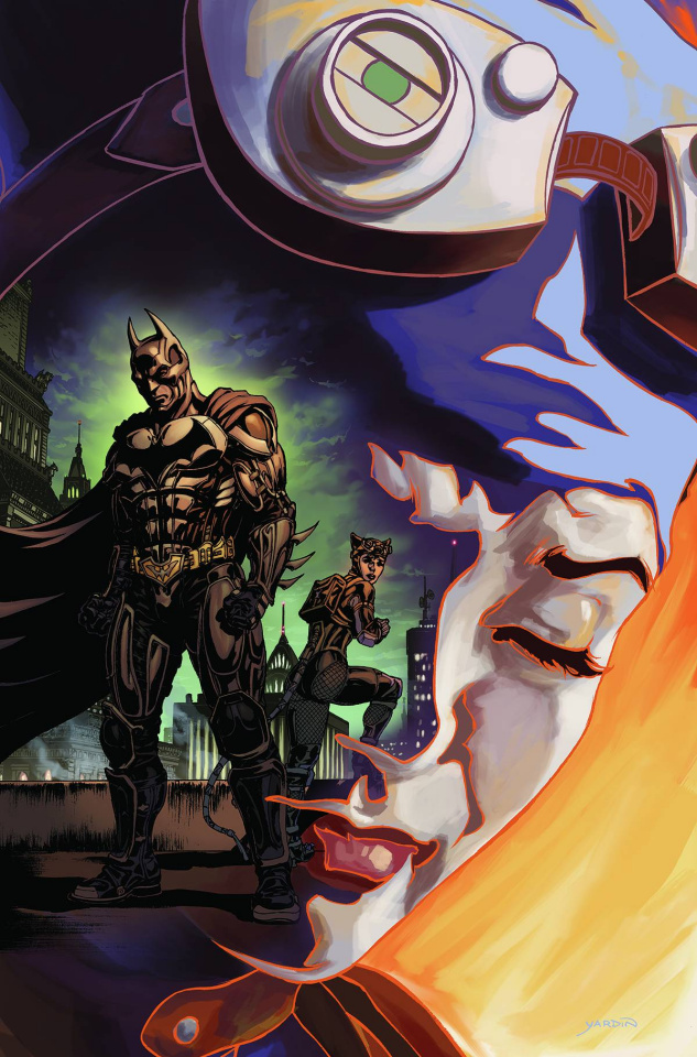 Injustice: Gods Among Us, Year Five #5