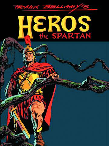 Frank Bellamy's Heros: The Spartan