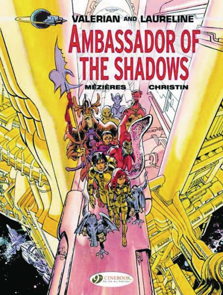 Valerian and Laureline: Ambassador of the Shadows