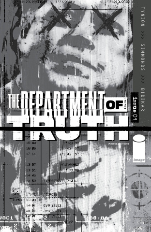 The Department of Truth #1 (4th Printing)