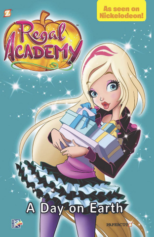 Regal Academy Vol. 3: One Day on Earth