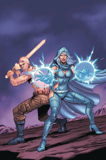 Grimm Fairy Tales: Tarot #5 (Rosete Cover)
